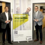 Eilendorf: Stellvertretender Bezirksamtleiter Marc Delzepich